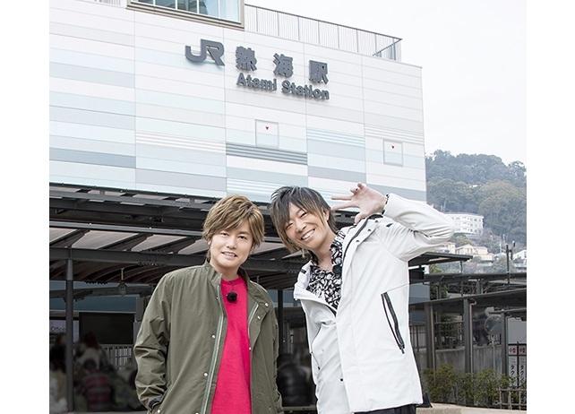 「谷山紀章のお気楽さんぽ。 in静岡」DVDリリース記念イベント開催決定