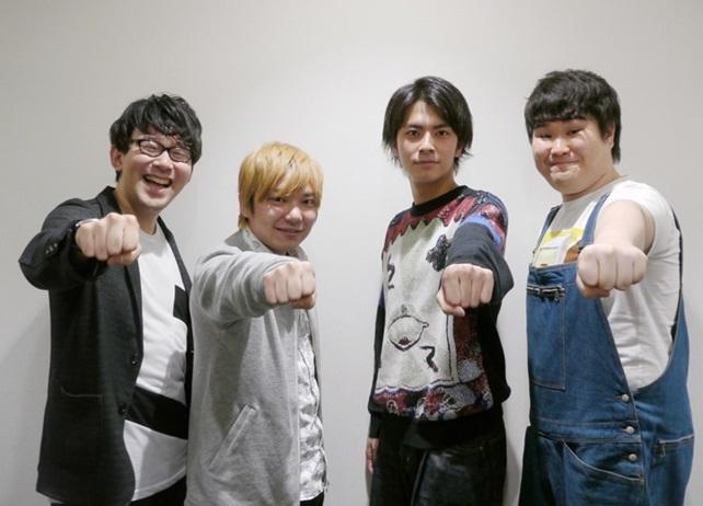 TVアニメ『チア男子!!』の一挙配信がニコ生で実施