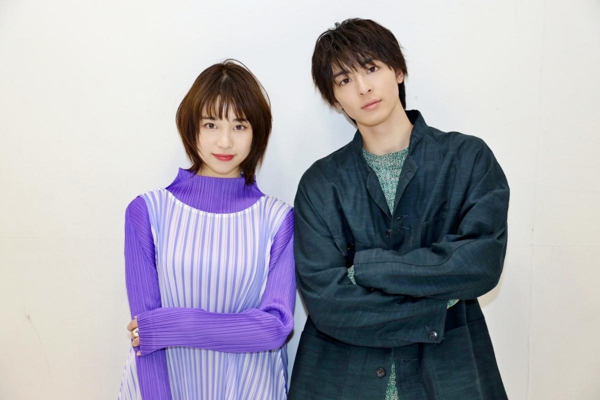 『映画 賭ケグルイ』高杉真宙×森川葵インタビュー