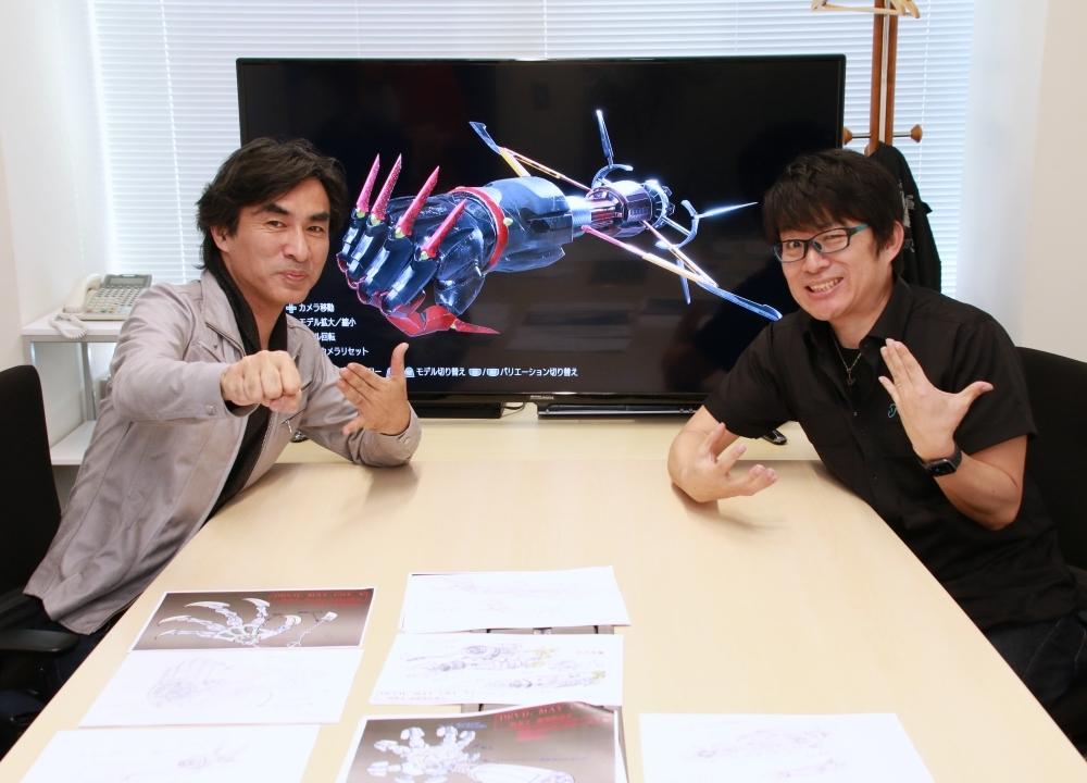 『デビル メイ クライ 5』伊津野英昭ディレクター・河森正治監督インタビュー後編