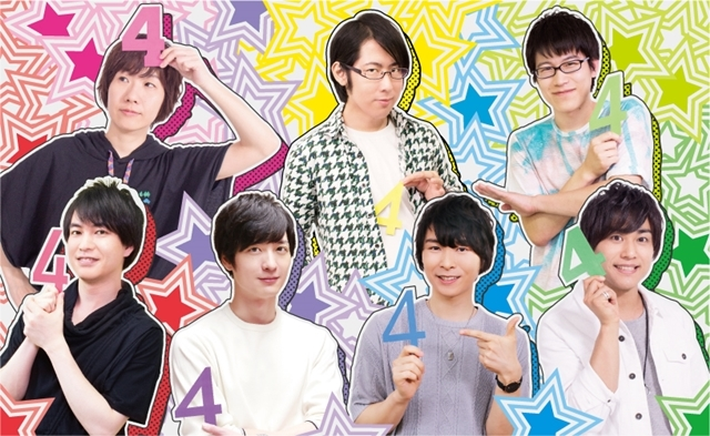 【AJ2019】『声優男子ですが・・・?』ステージ、梅原裕一郎さんもサプライズで登場! 一同は約8ヶ月の思い出を語る