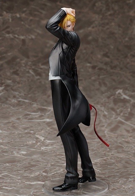 『BANANA FISH』よりフォーマルな衣装に身を包んだ「アッシュ・リンクス」のフィギュアが登場! イメージリングとセットで楽しめる仕様に【アニメイトなら700ポイント還元!】の画像-5