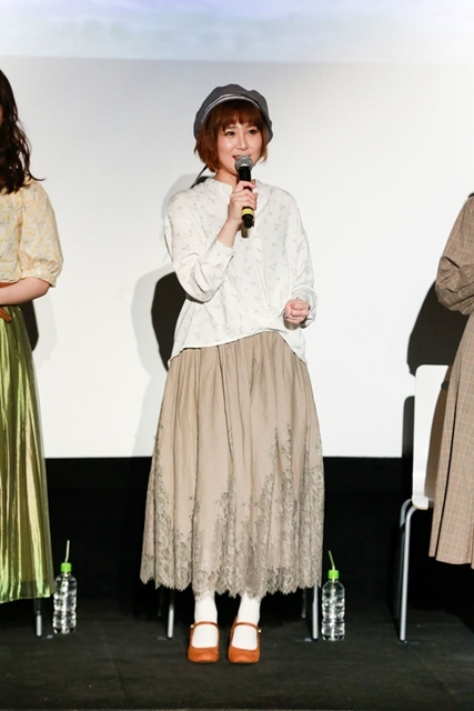 『荒野のコトブキ飛行隊』鈴代紗弓さん・幸村恵理さんら出演声優登壇で、最終話先行上映会を実施! ZAQさんもサプライズゲストで登場-5