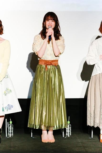 『荒野のコトブキ飛行隊』鈴代紗弓さん・幸村恵理さんら出演声優登壇で、最終話先行上映会を実施! ZAQさんもサプライズゲストで登場-6