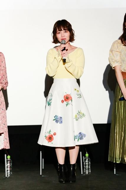 『荒野のコトブキ飛行隊』鈴代紗弓さん・幸村恵理さんら出演声優登壇で、最終話先行上映会を実施! ZAQさんもサプライズゲストで登場-7