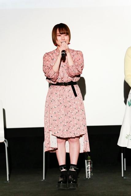 『荒野のコトブキ飛行隊』鈴代紗弓さん・幸村恵理さんら出演声優登壇で、最終話先行上映会を実施! ZAQさんもサプライズゲストで登場-8