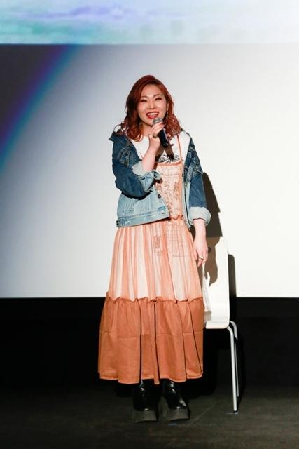 『荒野のコトブキ飛行隊』鈴代紗弓さん・幸村恵理さんら出演声優登壇で、最終話先行上映会を実施! ZAQさんもサプライズゲストで登場-10