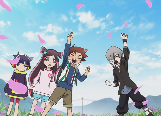 TVアニメ『新幹線変形ロボ シンカリオン』第65話のあらすじ&場面カットが公開