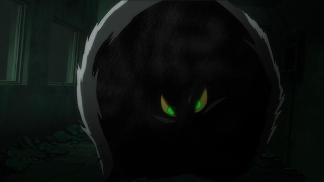 『ゲゲゲの鬼太郎』第50話「地獄からの使者 鵺」より先行カット到着! 声優・神谷浩史さん演じる新キャラ「石動零」初登場!