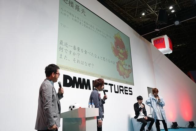 【AJ2019】DMM picturesステージ『なむあみだ仏っ!-蓮台 UTENA-』キャストトークショーに声優の水中雅章さん&八代拓さん登壇! 公式レポートで当日の模様を大紹介-6