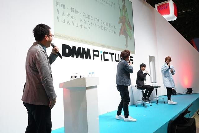 【AJ2019】DMM picturesステージ『なむあみだ仏っ!-蓮台 UTENA-』キャストトークショーに声優の水中雅章さん&八代拓さん登壇! 公式レポートで当日の模様を大紹介-7