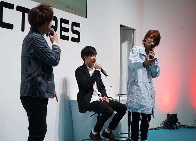 【AJ2019】『なむあみだ仏っ!-蓮台 UTENA-』ステージの公式レポート到着
