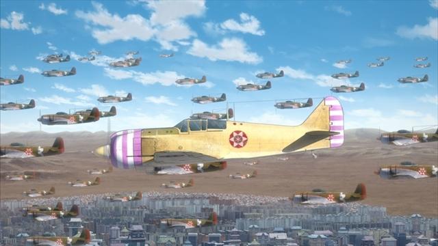荒野のコトブキ飛行隊-12