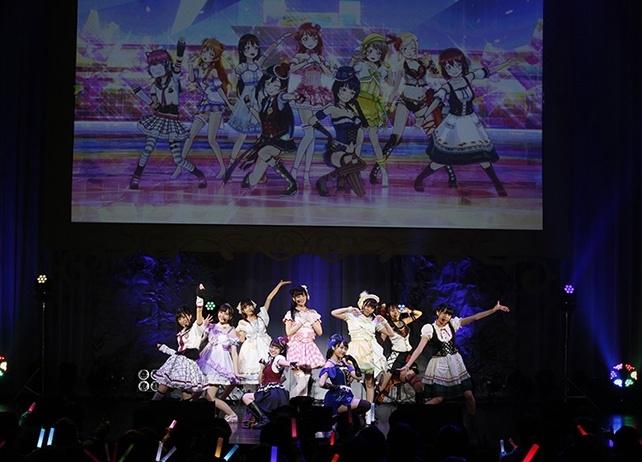 『ラブライブ!』虹ヶ咲学園スクールアイドル同好会イベントより公式レポート到着