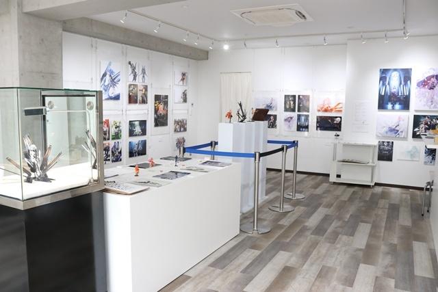 redjuice個展『印刷技術の進化と、デジタルイラストの可能性』をレポート!『ギルティクラウン』などの商業作品が一堂に集結!-1