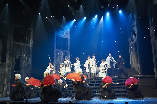 ミュージカル『薄桜鬼 志譚』風間千景 篇より、会見キャストコメント&舞台写真が到着