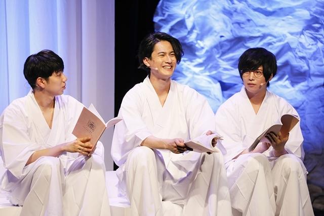 羽多野渉さん、斉藤壮馬さん、西山宏太朗さん、武内駿輔さんら出演『おみくじ四兄弟』朗読劇より公式レポート到着!