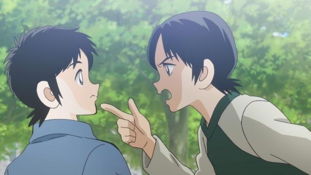 テレビアニメ『MIX』第2話「おれが兄貴でおまえが弟」あらすじ&先行カット到着!の画像-10