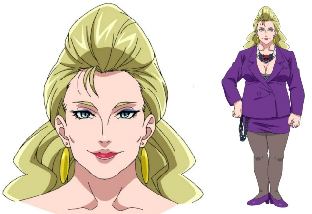 『KING OF PRISM -Shiny Seven Stars-』が32館で興収2億突破! 第9話に登場する新キャラクター・アレクのパワフルな母親に緒方恵美さん!先行場面写真も解禁-5