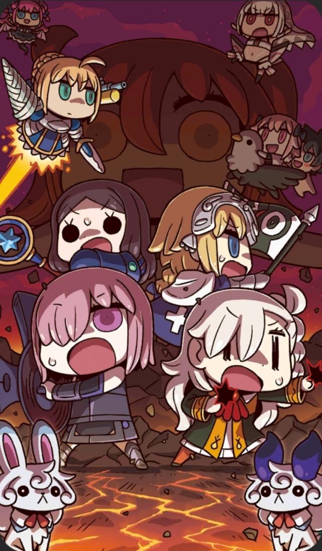 『Fate/Grand Order -絶対魔獣戦線バビロニア-』の感想&見どころ、レビュー募集(ネタバレあり)-8