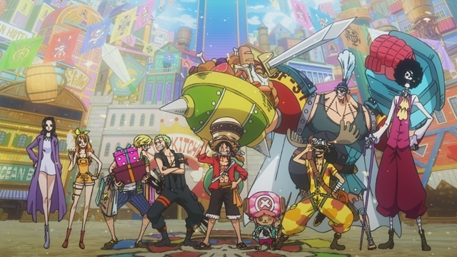 ONE PIECE(ワンピース)-2