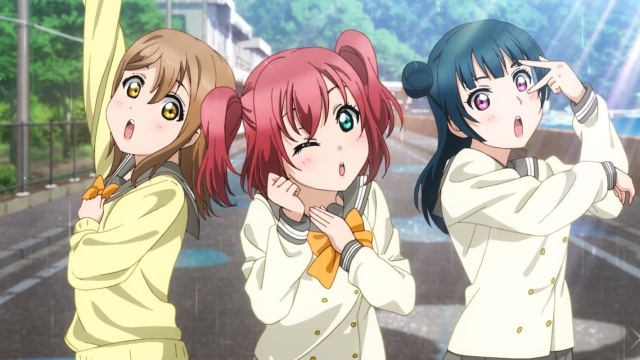 完全新作劇場版『ラブライブ!サンシャイン!!The School Idol Movie Over the Rainbow』のBlu-rayがアニメイトオンラインショップにて予約スタート! 新録AqoursオリジナルソングCDなどが封入された特装限定版も登場