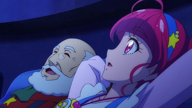 ▲第11話「輝け☆サザンクロスの力!」より