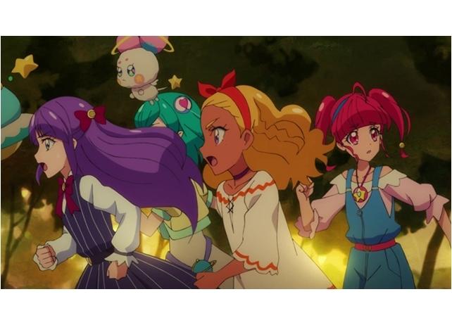 『スター☆トゥインクルプリキュア』第11話「輝け☆サザンクロスの力!」より先行カット到着!