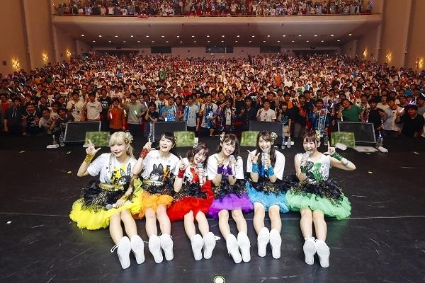 「i☆Ris 5th Live Tour 2019 ~FEVER~」初日公演が開幕! 『賢者の孫』OP主題歌「アルティメット☆MAGIC」を初披露の画像-4