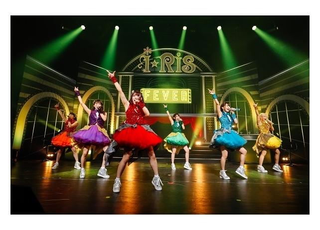「i☆Ris 5th Live Tour 2019 ~FEVER~」初日公演の公式レポート到着