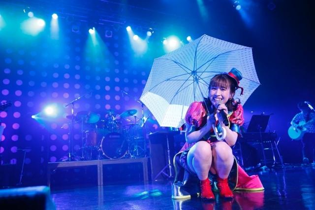 歌手・鈴木みのりさん、初ライブツアーのファイナル公演開催!『マクロスΔ』『ラーメン大好き小泉さん』などタイアップ曲を多数披露!『手品先輩』のEDテーマ担当ほか新情報も発表-6