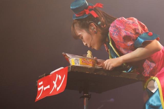 歌手・鈴木みのりさん、初ライブツアーのファイナル公演開催!『マクロスΔ』『ラーメン大好き小泉さん』などタイアップ曲を多数披露!『手品先輩』のEDテーマ担当ほか新情報も発表-5
