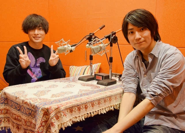 岡本信彦をゲストに迎えたアプリ『星鳴エコーズ』ラジオ番組第11回目収録レポ