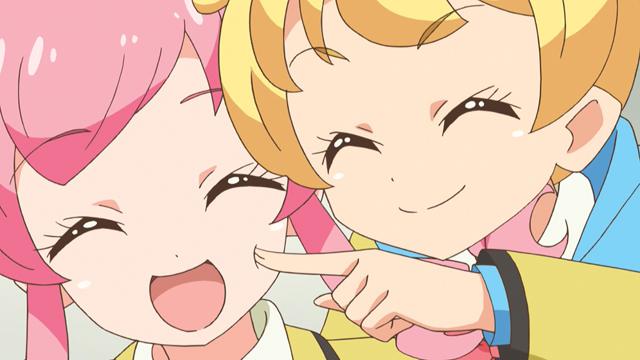 TVアニメ『キラッとプリ☆チャン』第54話先行場面カット・あらすじ到着!恥ずかしがり屋なクラスメイトの虹ノ咲さんとの距離が中々縮まらず……の画像-8