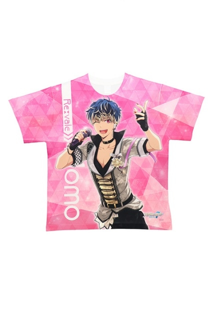 ACOS(アコス)より『アイドリッシュセブン』のフルグラフィッ クTシャツ(全12種)が発売決定!-14