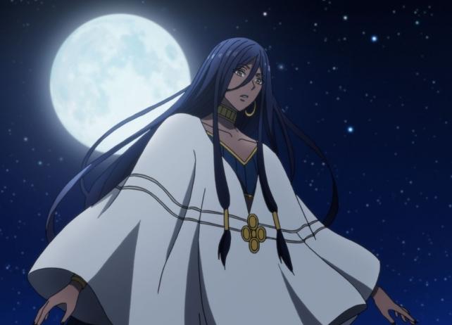 春アニメ『真夜中のオカルト公務員』第2話の先行カット公開