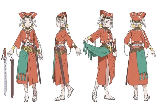 『コップクラフト』折笠富美子さん・浜田賢二さんら追加声優6名解禁! キャラクター設定画も公開-10