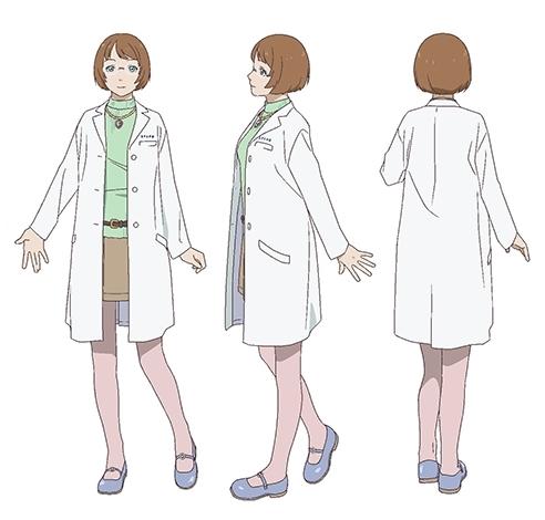 『コップクラフト』折笠富美子さん・浜田賢二さんら追加声優6名解禁! キャラクター設定画も公開-12