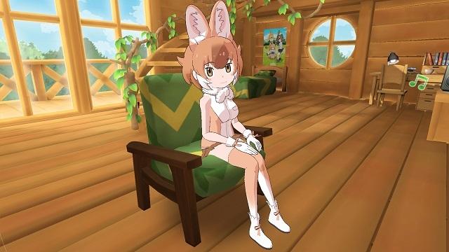 ゲーム最新作『けものフレンズ3』のスクリーンショットを公開! 初の公式生放送で発表された最新情報をお届け-3