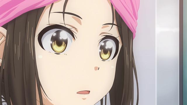春アニメ『なんでここに先生が!?』第3話あらすじ&場面カットが解禁! 児嶋先生が佐藤の部屋にやって来た!?