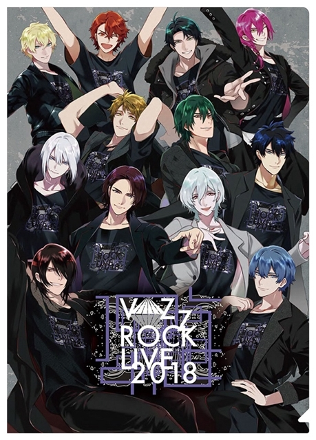 『VAZZROCK』CDシリーズ「play of colorシリーズ」楽曲先行配信が本日スタート!「VAZZROCK LIVE 2018」BD&DVDも発売中-3