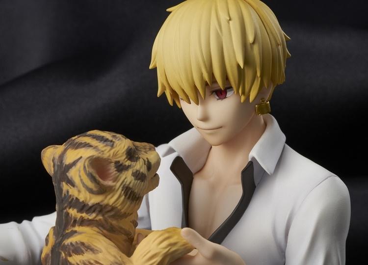 『Fate/EXTELLA LINK』ギルガメッシュがフィギュア化