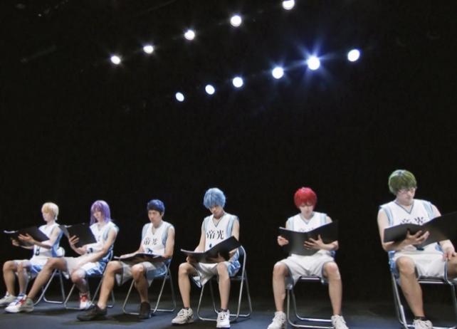 舞台『黒子のバスケ』ULTIMATE-BLAZE~帝光編~リーディングPVが公開!