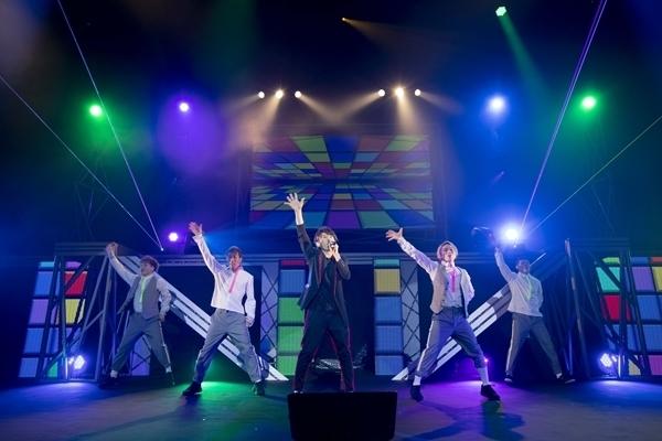 """声優アーティスト""""羽多野渉""""の未来と進化で魅せた『Wataru Hatano Live Tour 2019 -Futuristic-』夜の部をレポート♩-6"""