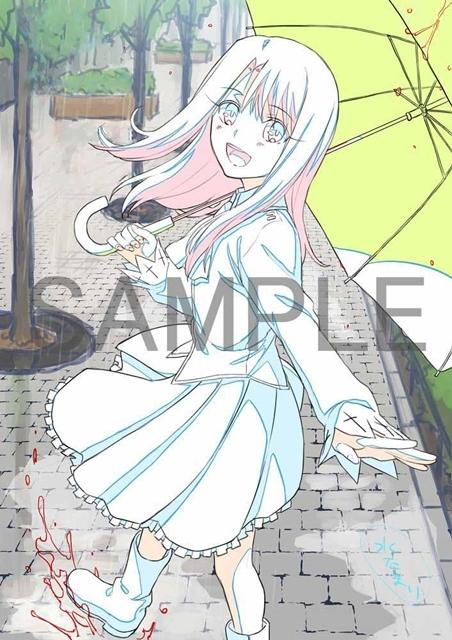 劇場版『Fate stay night [HF]』第二章のBD&DVDより、武内崇氏描き下ろしジャケットイラスト&特典ディスクの詳細を公開! 第二章のSPダイジェストPVも解禁