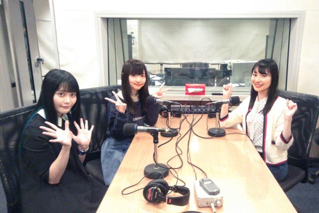 『プリパラジオ』第5回 ノンシュガー 収録後インタビュー/出演:田中美海さん、大森日雅さん、山下七海さん-3