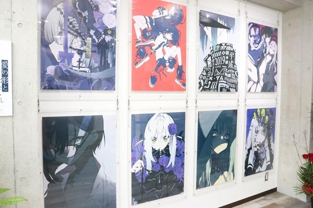 望月けいさん初個展『愛の形としてくれ』をレポート! イラストは勿論、望月さんがこだわり抜いた巨大造形物や服なども一堂に展示!