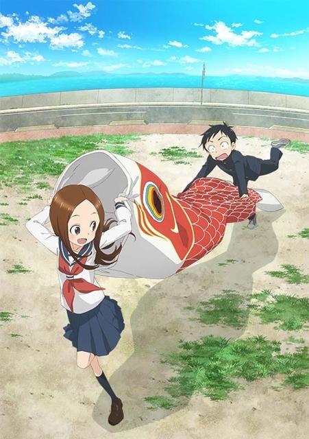 『からかい上手の高木さん2』OPは大原ゆい子さんの「ゼロセンチメートル」に決定! 1期OPに乗せて1期を振り返るアニメ版MVも公開-1