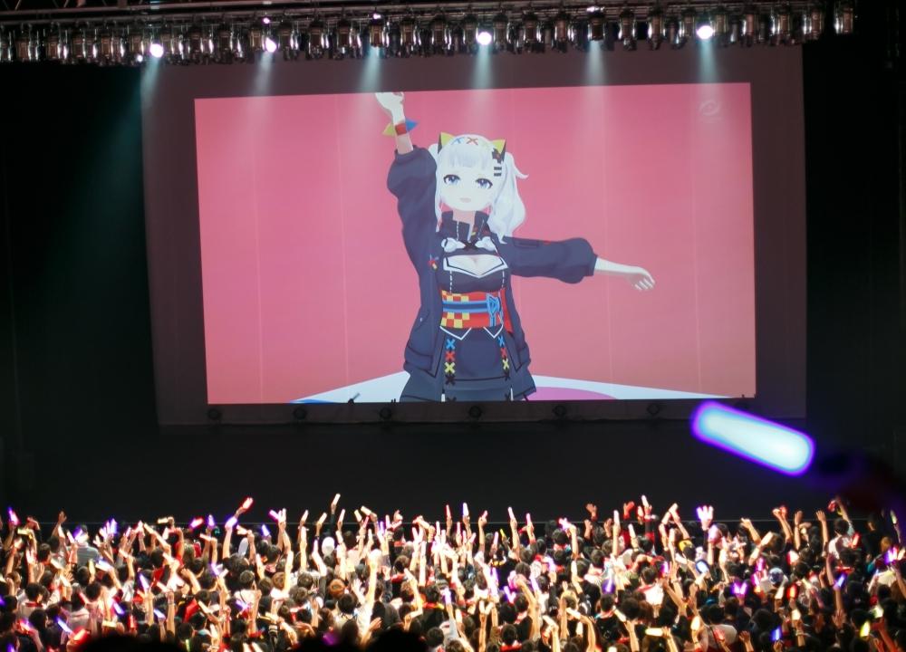令和初日の5月1日に「輝夜 月 LIVE@ZeppVR2」開催