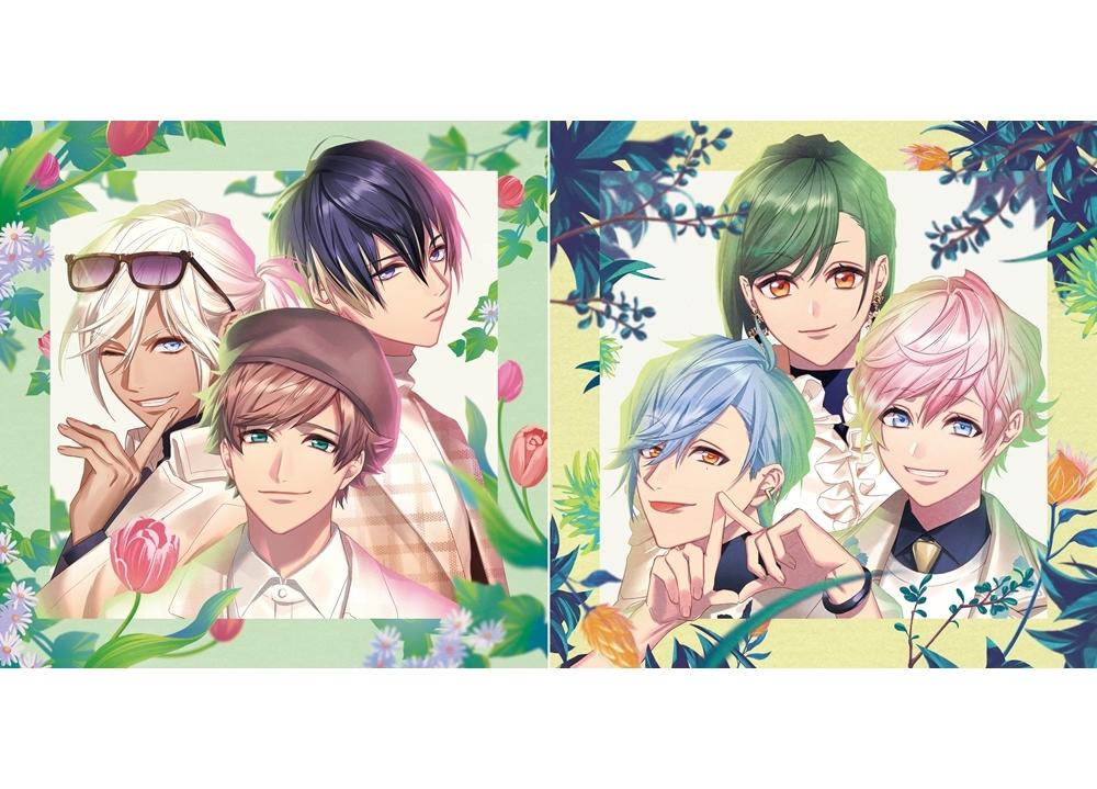 『A3!』でOST第2弾情報&「BRIGHT EP」春組・夏組ジャケ写解禁!